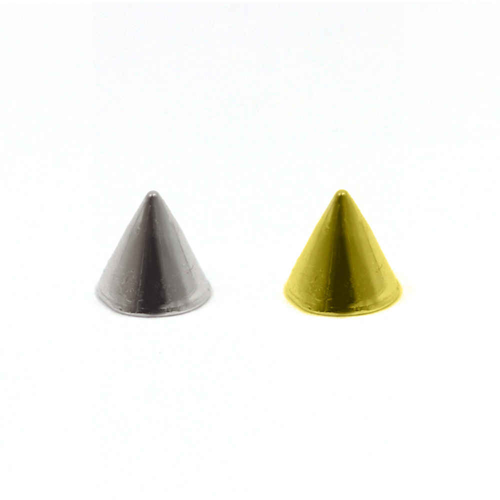 Studs with Screw Bullet of the cone Package of 50/100 pcs