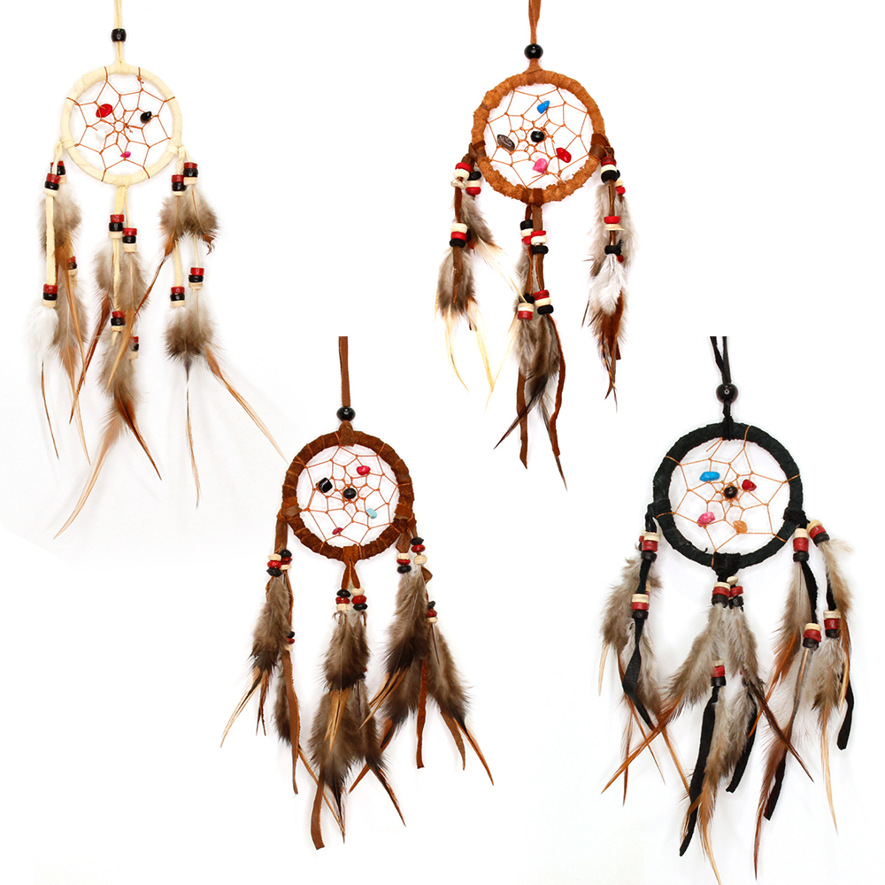 DreamCatcher Feather  Pendant SMALL-christmas-gift