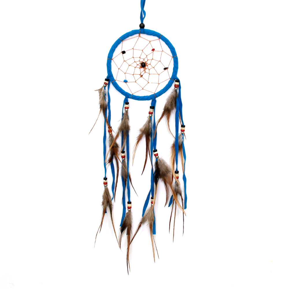 DreamCatcher Feather  Pendant MEDIUM