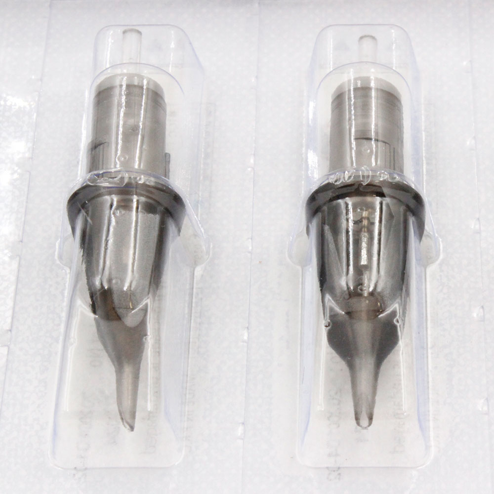 WARRIOR New Tattoo Cartridges ( Ø 0.35mm Round Liner)