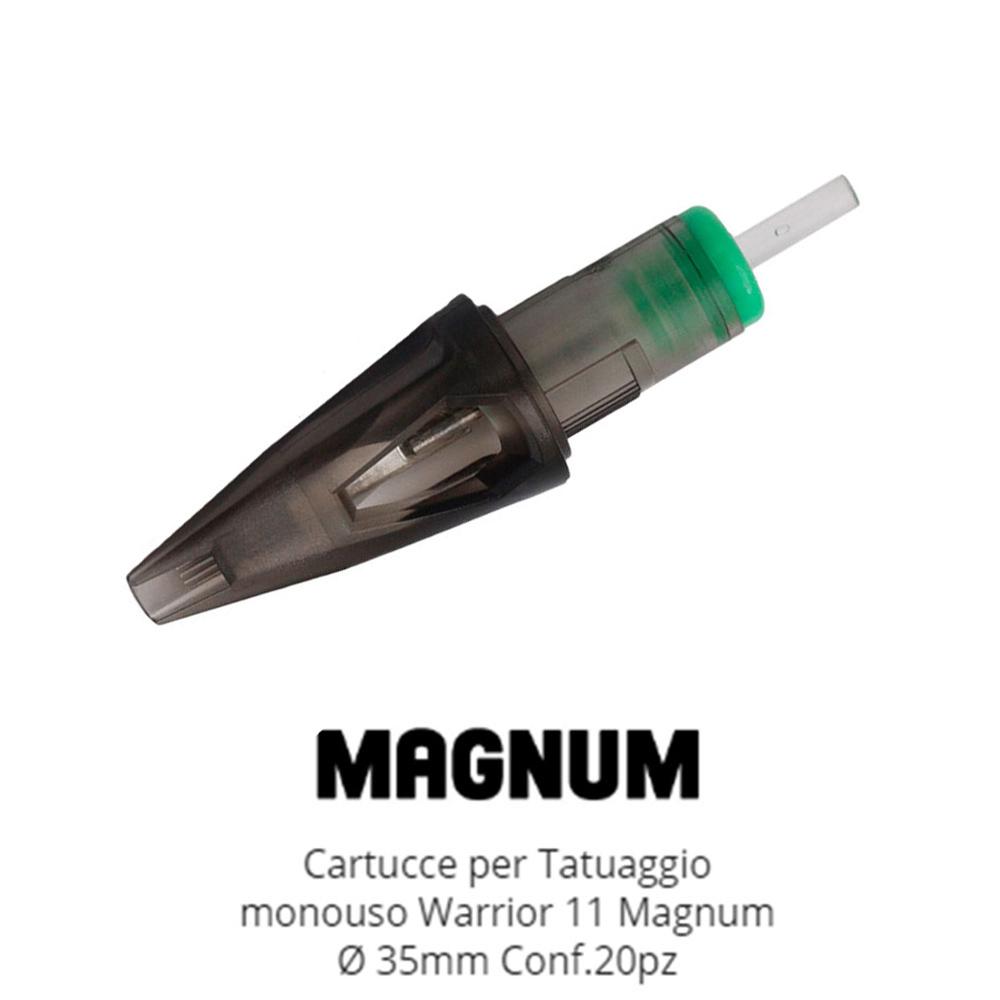 WARRIOR New Tattoo Cartridges ( Ø 0.35mm Magnum M1)