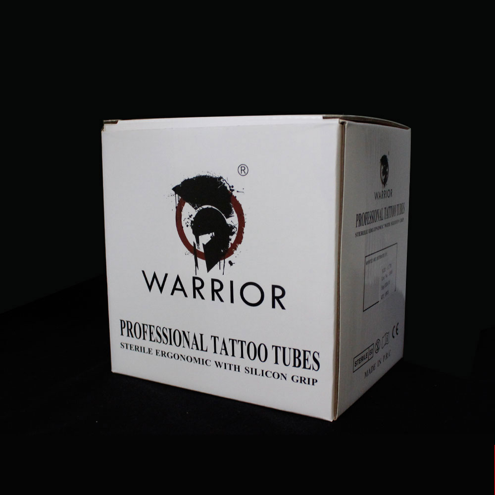 WARRIOR Flat 25mm Tattoo Disposable Grip