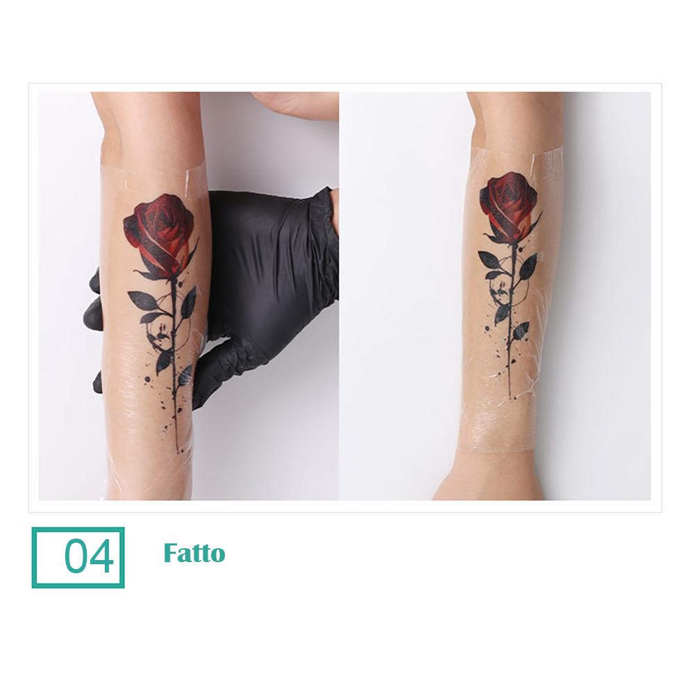 Protective Tattoo Film for Tattoo