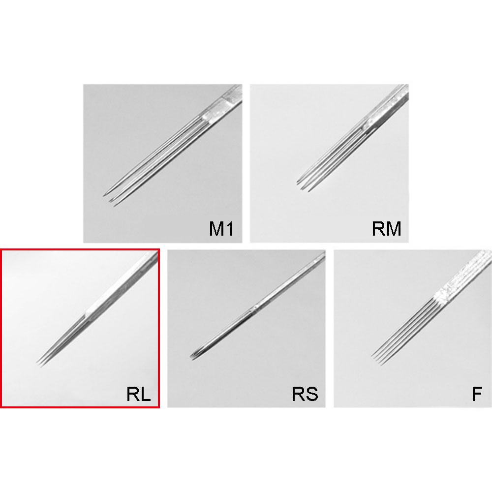 WARRIOR Round Liner 0,30 mm Tattoo Needle