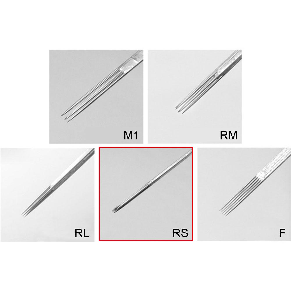 WARRIOR Round Shader 0,35 mm Tattoo Needle