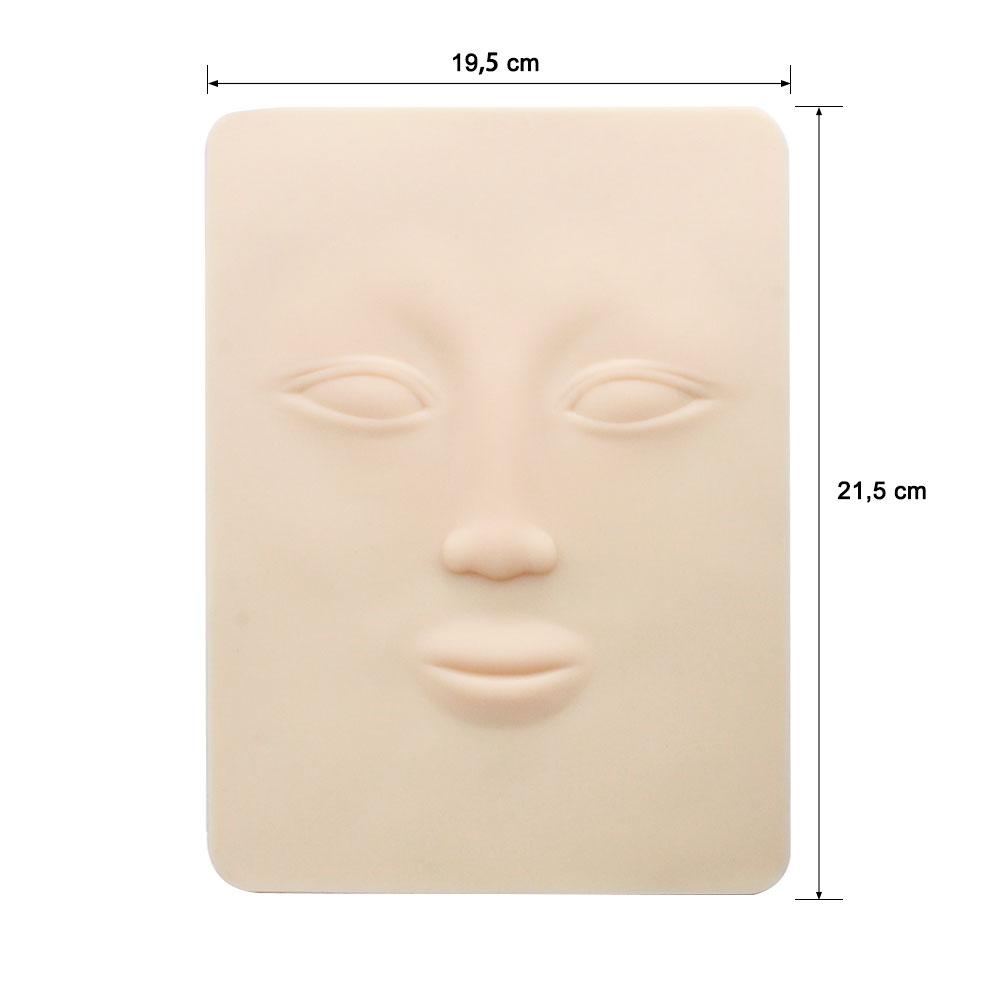 3D Silicon Face