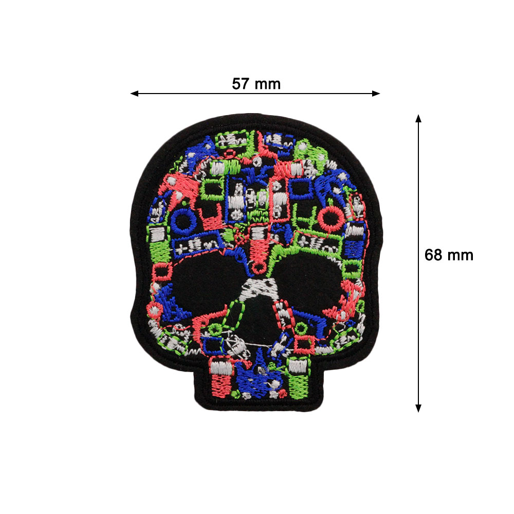 Patch Skull