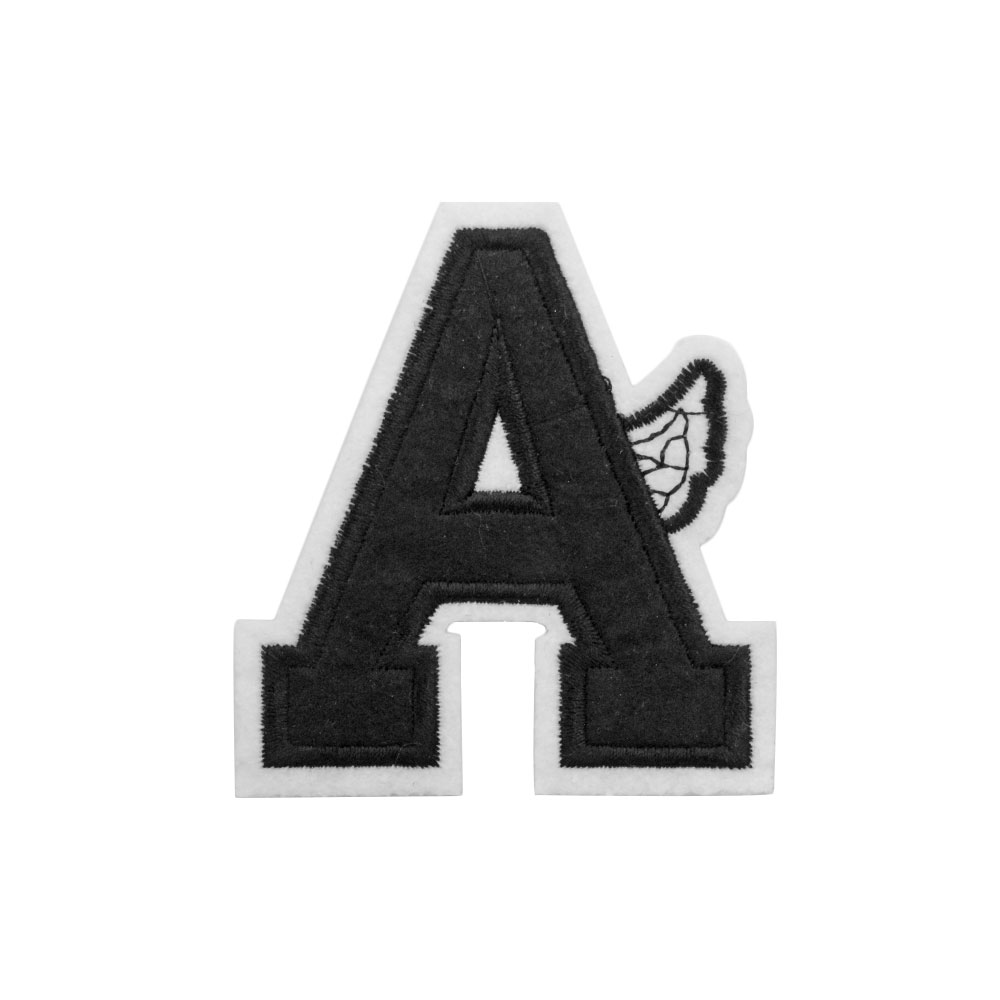 Patch Letter A