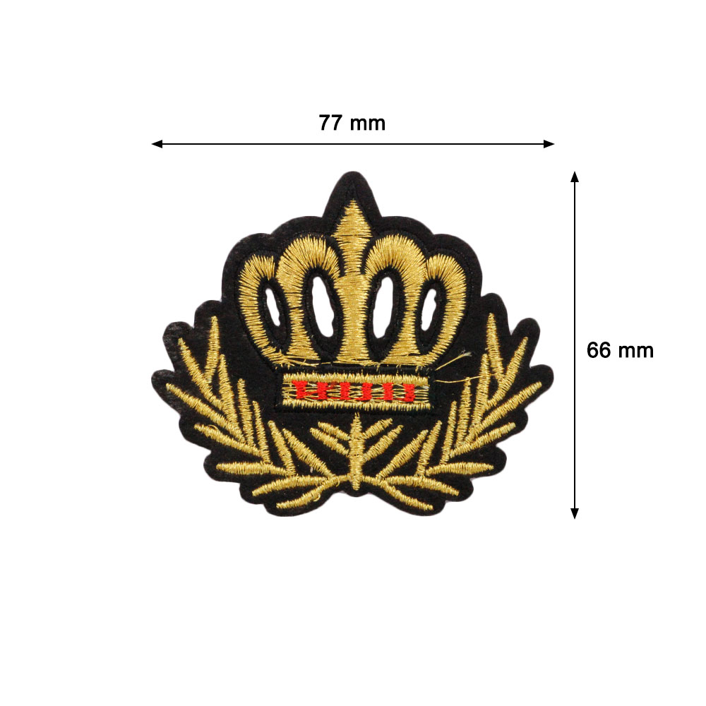 Patch Crown