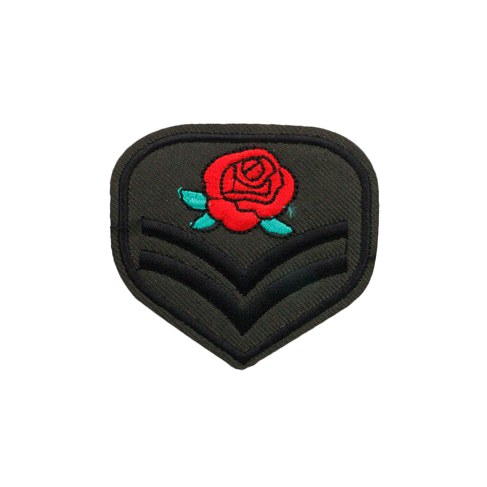 Patch Badge Soldier