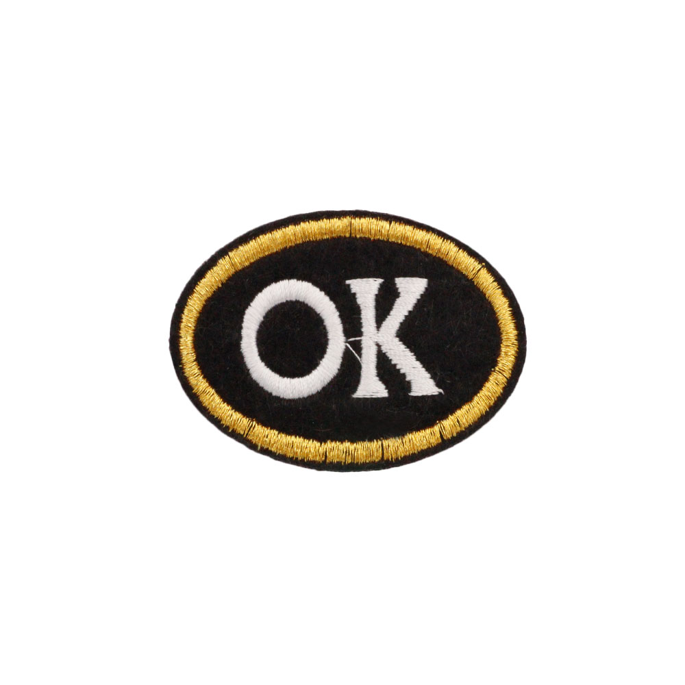 Patch OK Sign