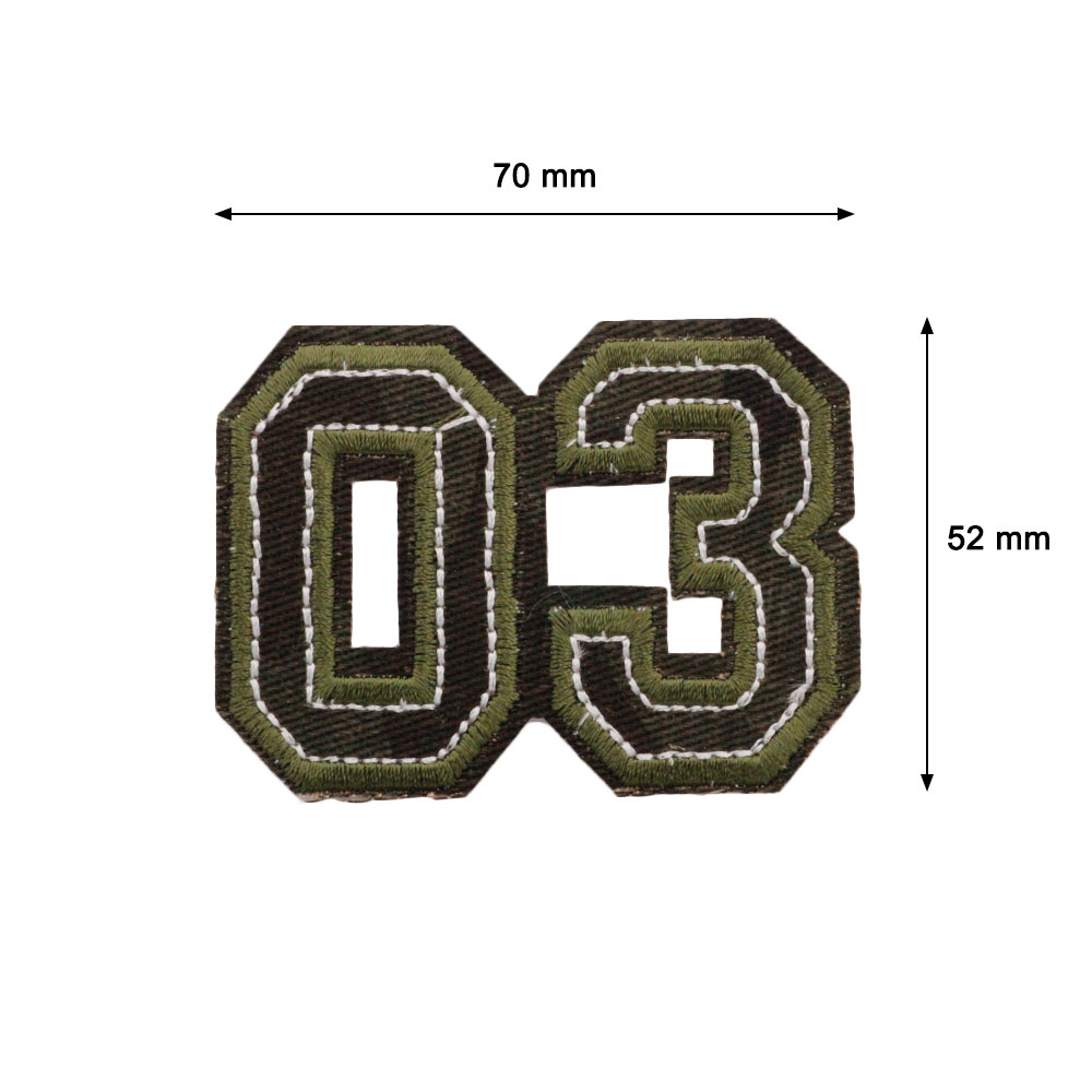 Patch Number 03