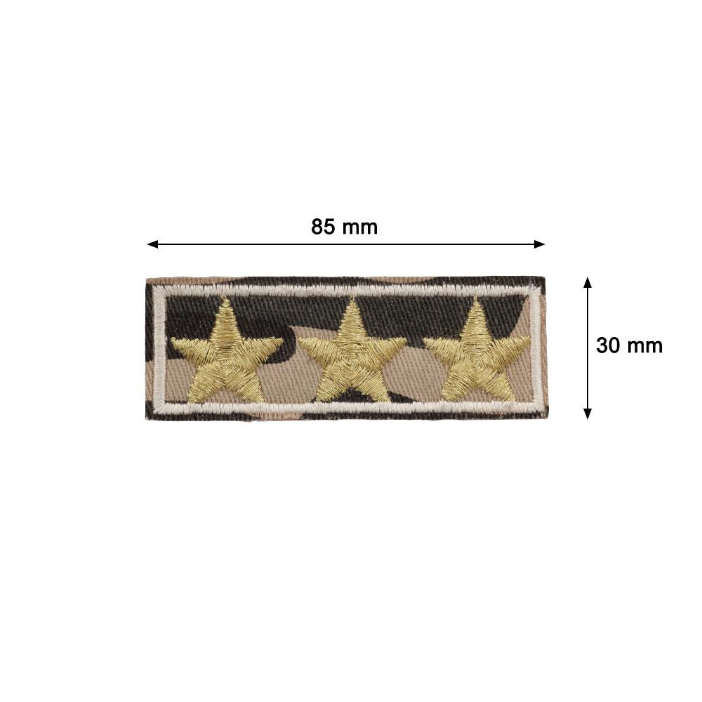 Patch Stars Badge