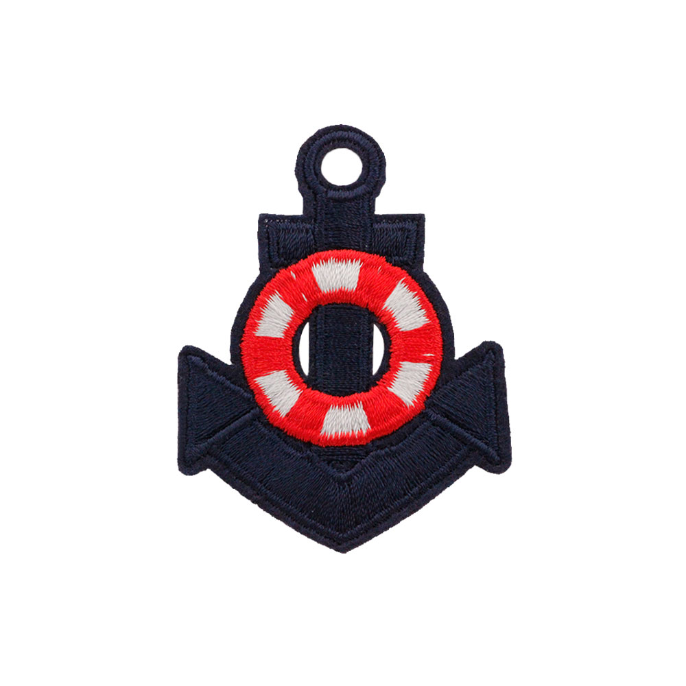 Patch  Lifebuoy & Anchor
