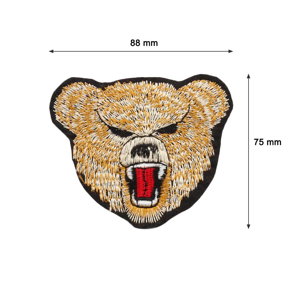 Patch  Bear