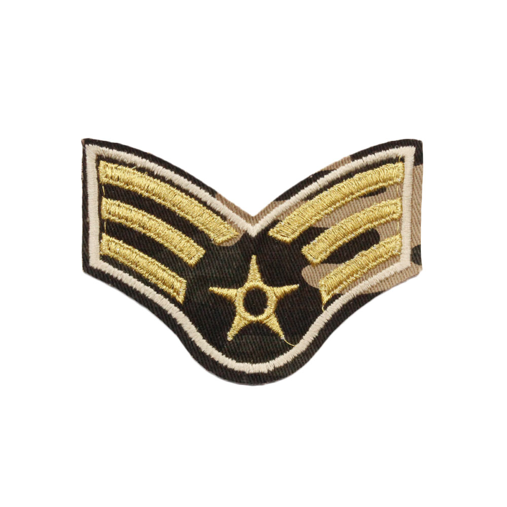 Patch  Soldier Star Badge