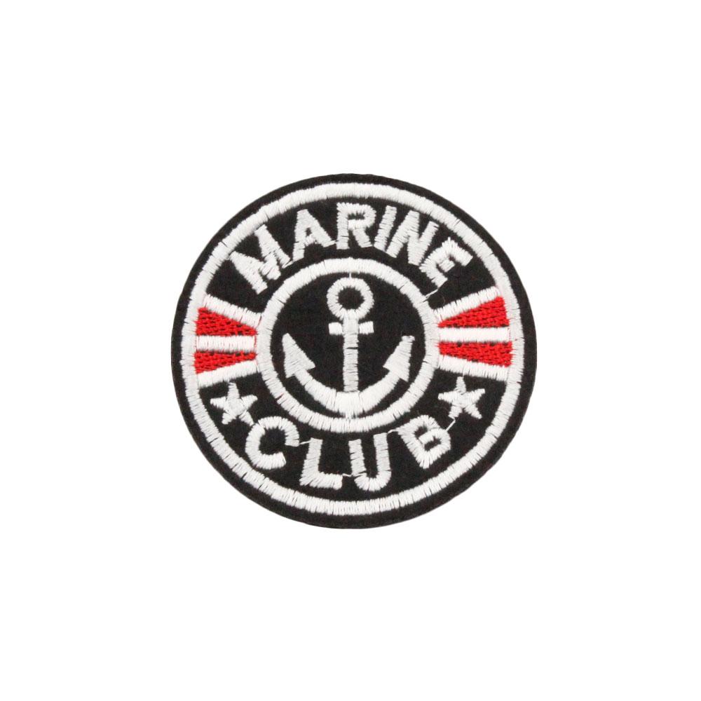 Patch  Badge of Marine Club