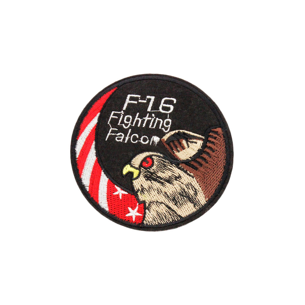 Patch   Eagle with F-16