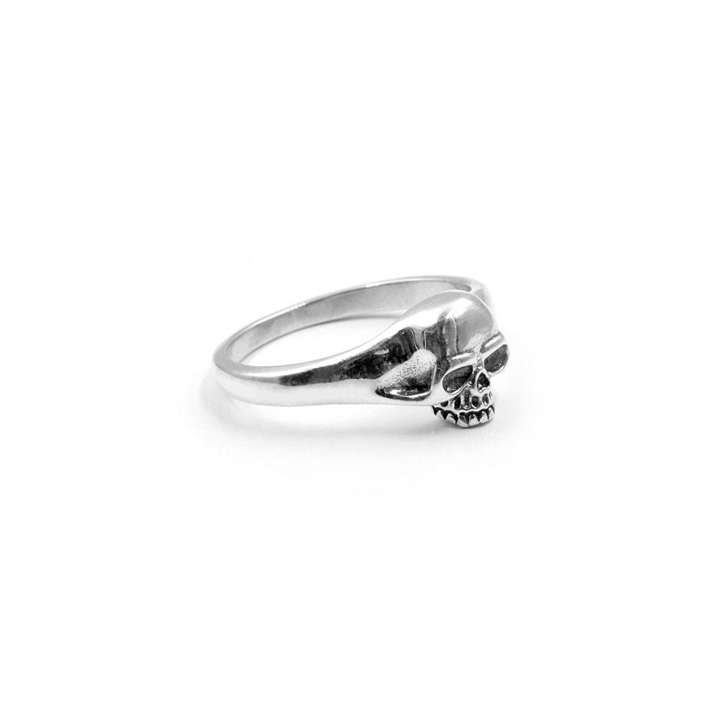 Silver Ring Skull