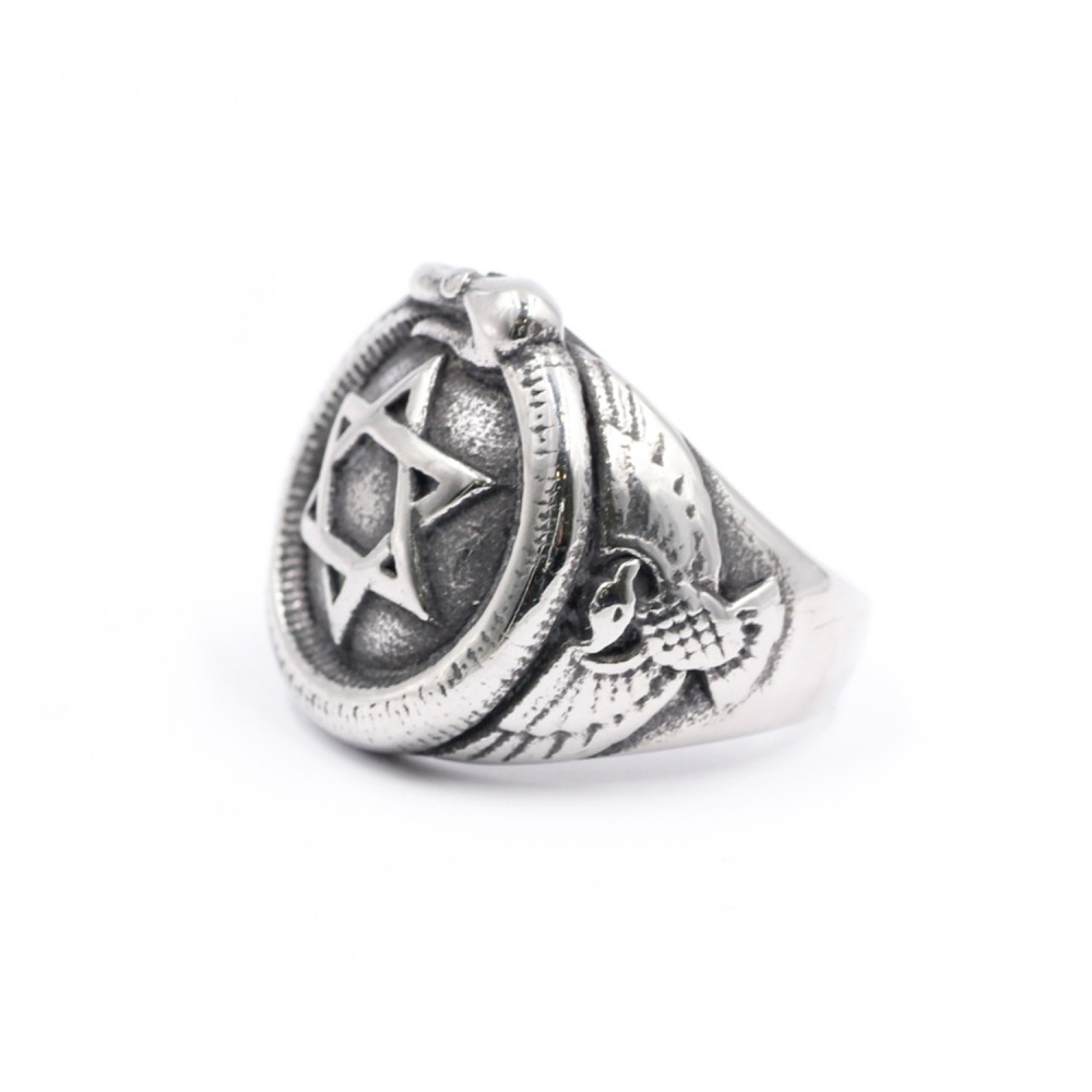 Ring Hexagram