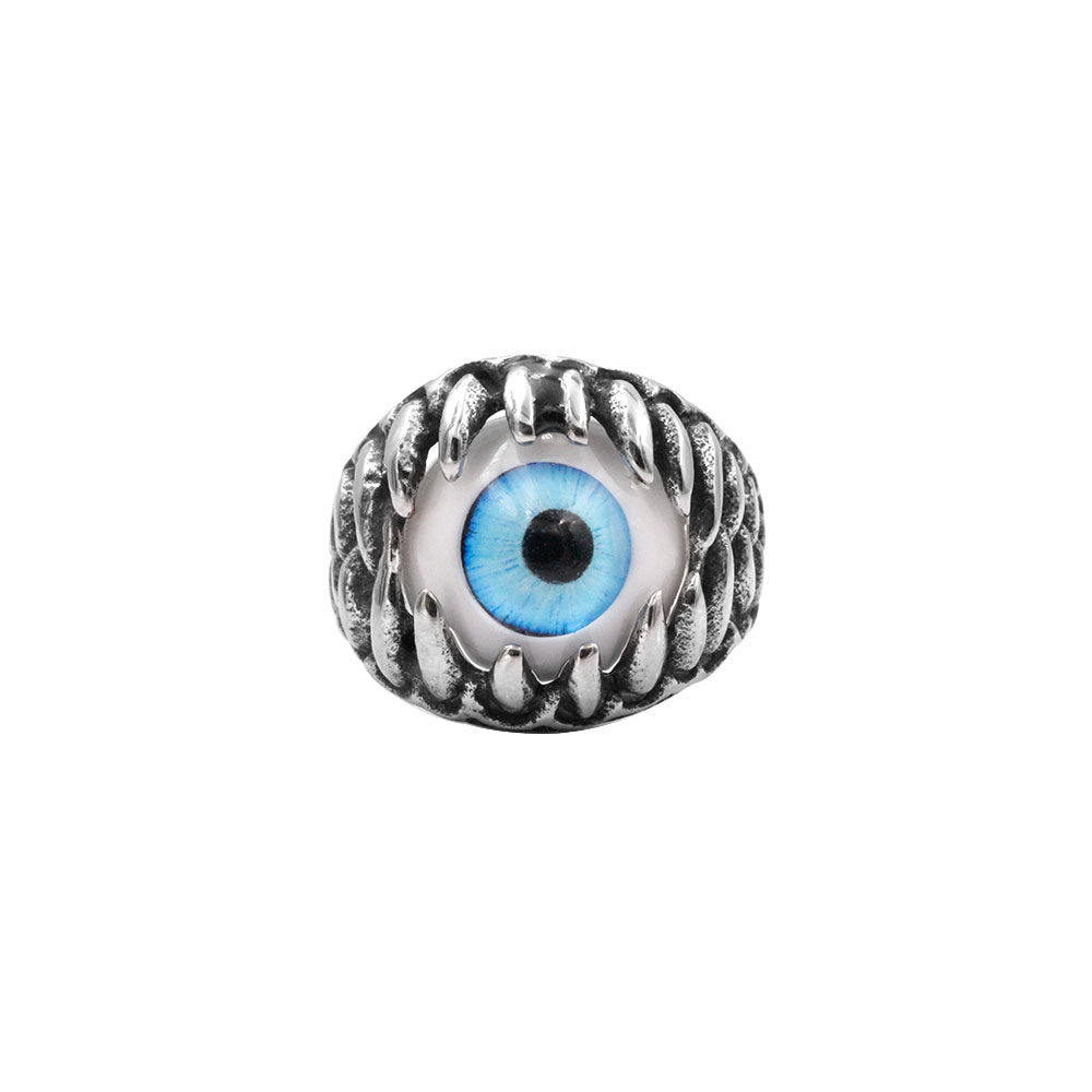 Blue Eye Ring