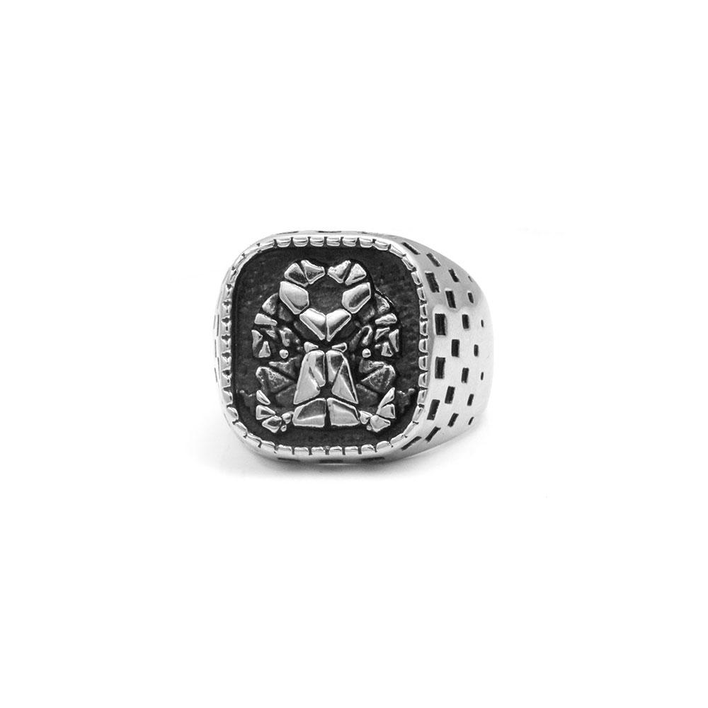 Square Man Ring