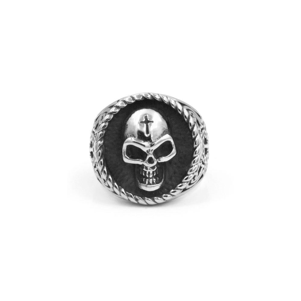 Man Ring Skull