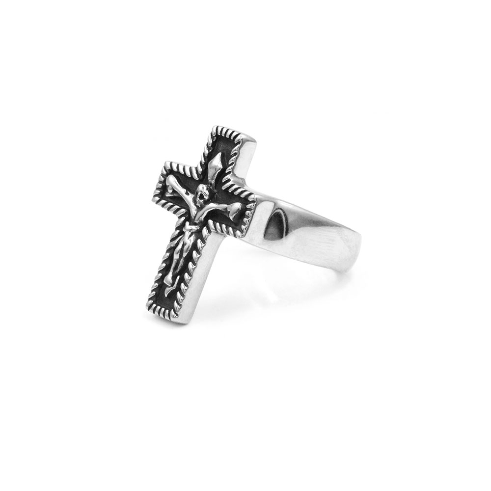Ring Jesus on the Cross
