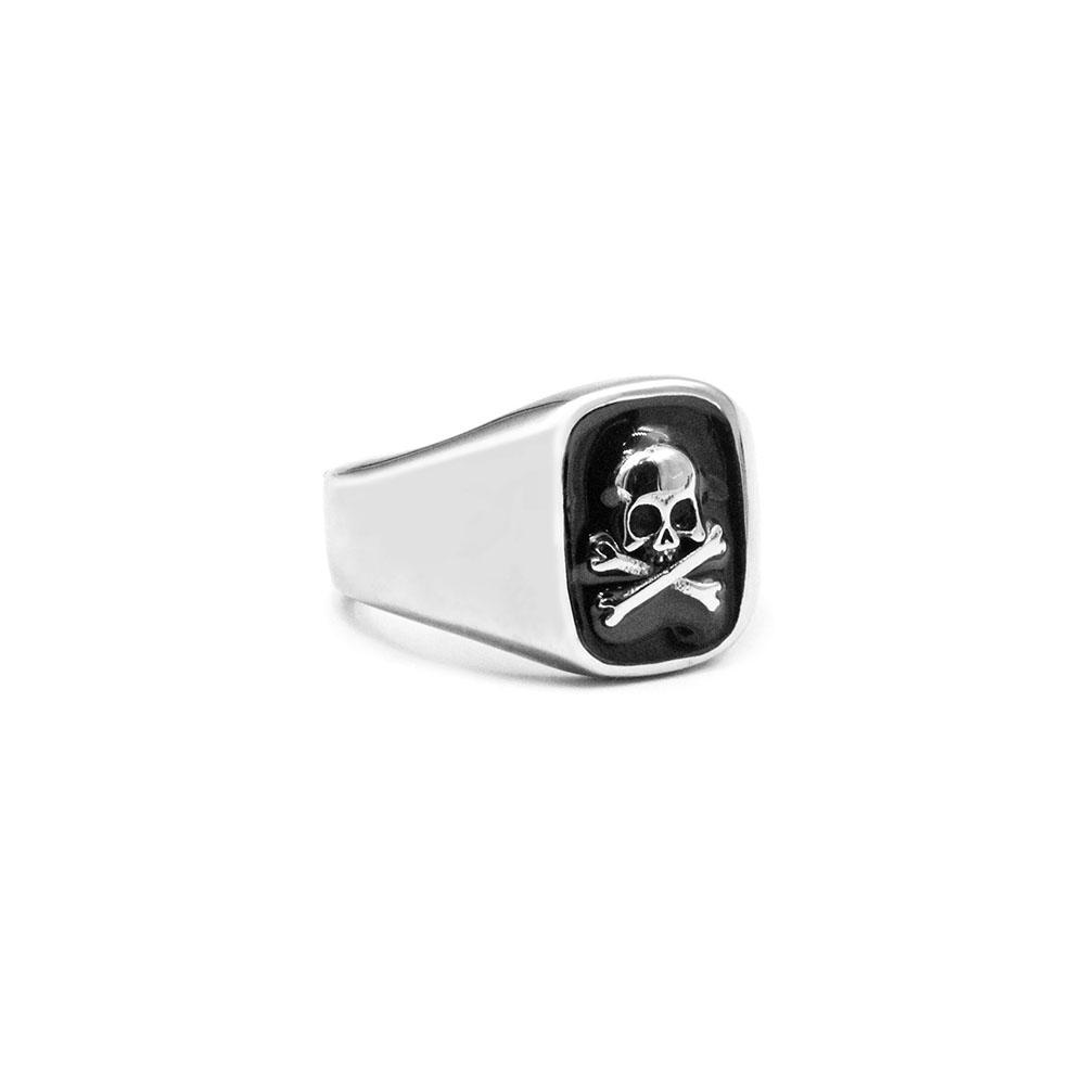 Ring of Skull and Crossbones