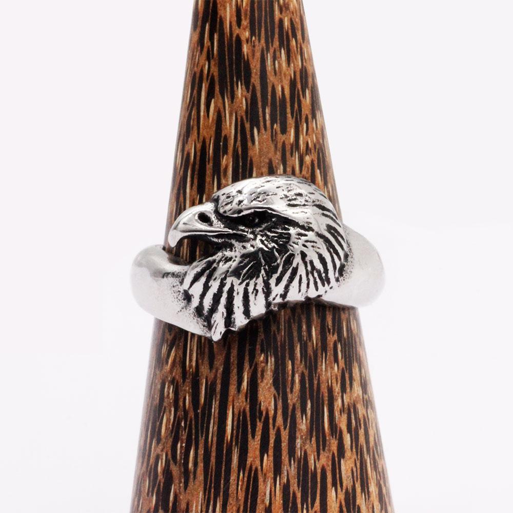 Ring Eagle Head