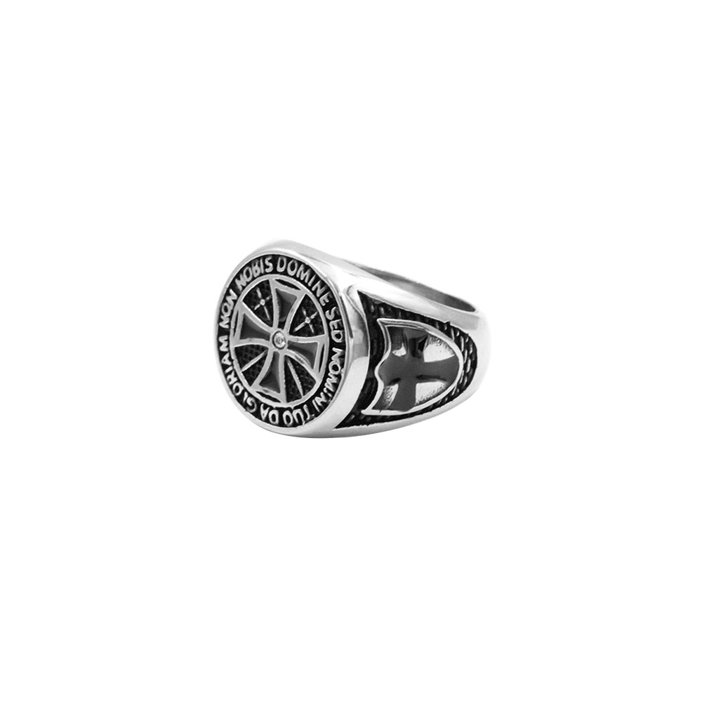 Ring Celtic Cross