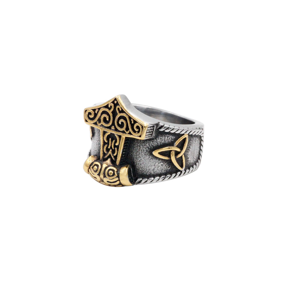 Anchor Symbol Ring
