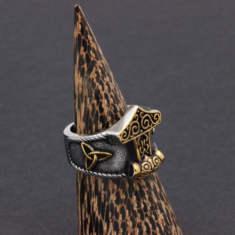 Anchor Symbol Ring