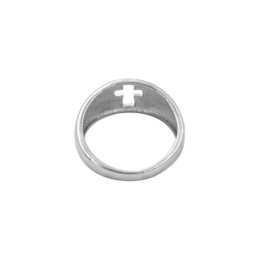 Empty Cross Ring
