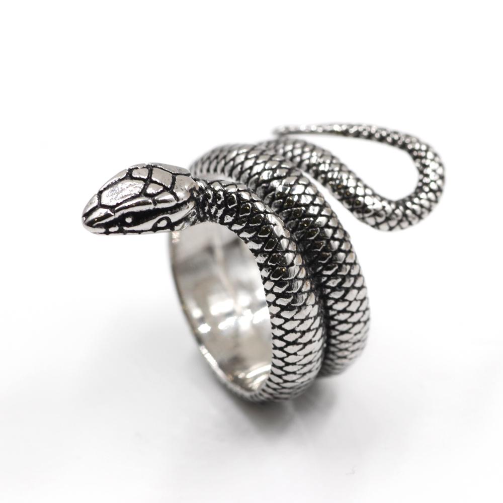 Vintage Cobra Snake Ring