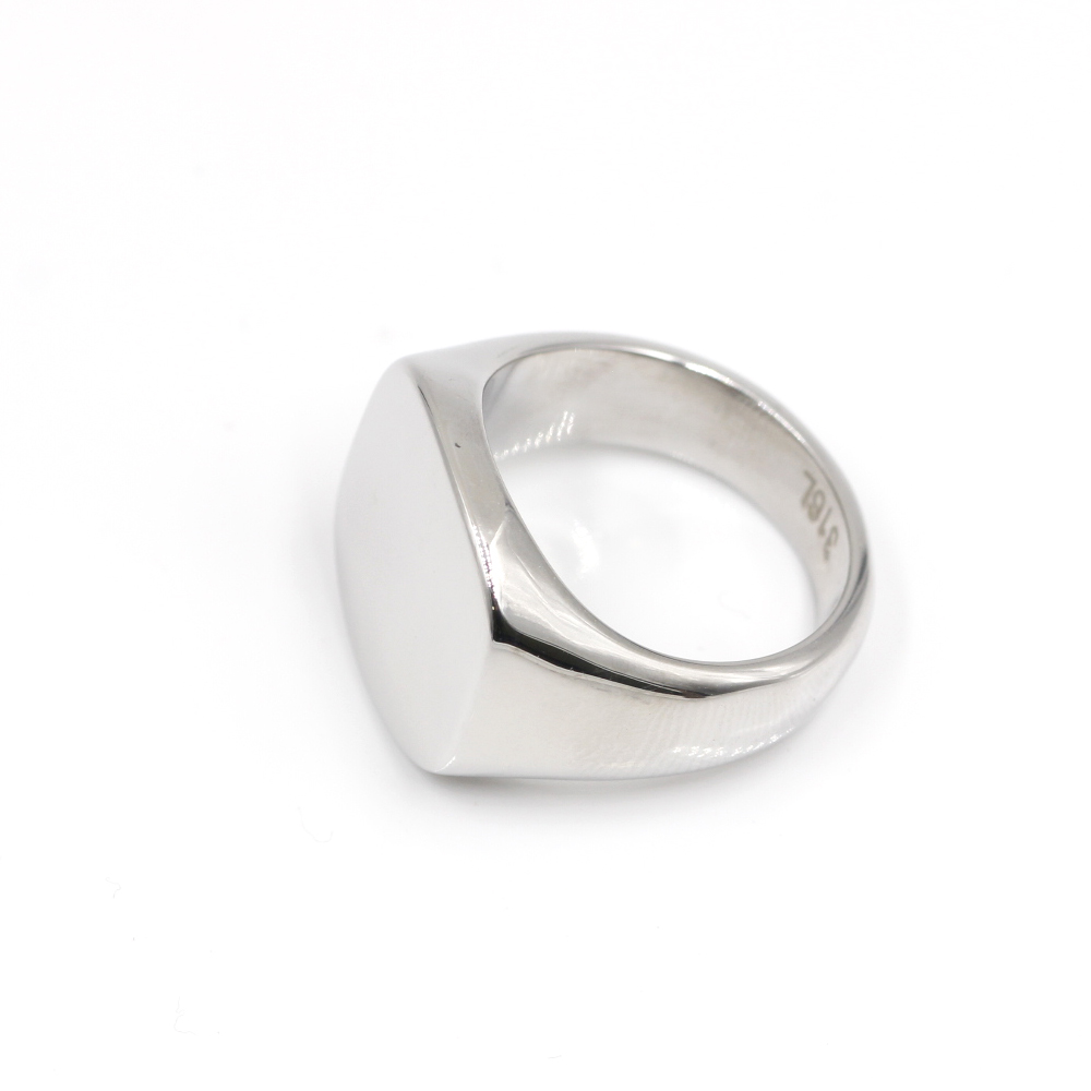 Ring Classic Polished Seal