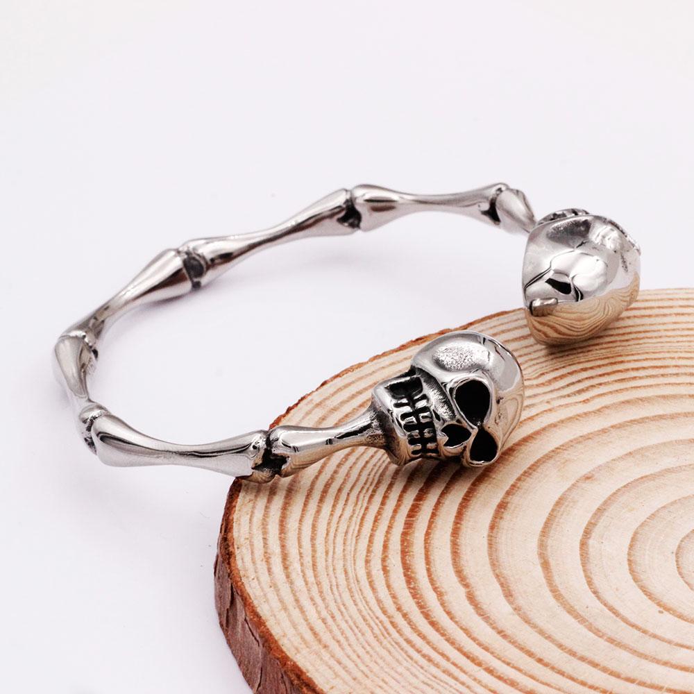 Steel Bracelet skull