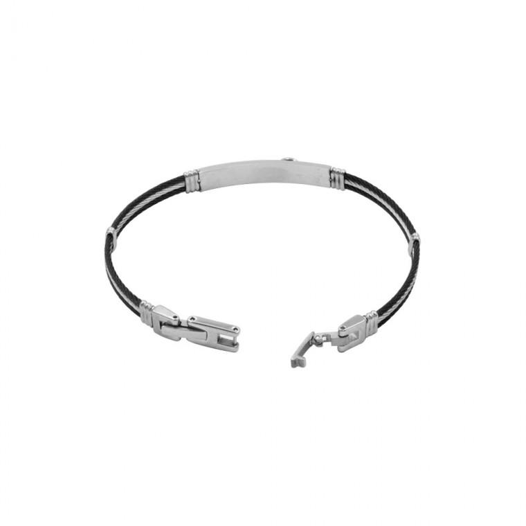 Bracelet  Classic in  Steel