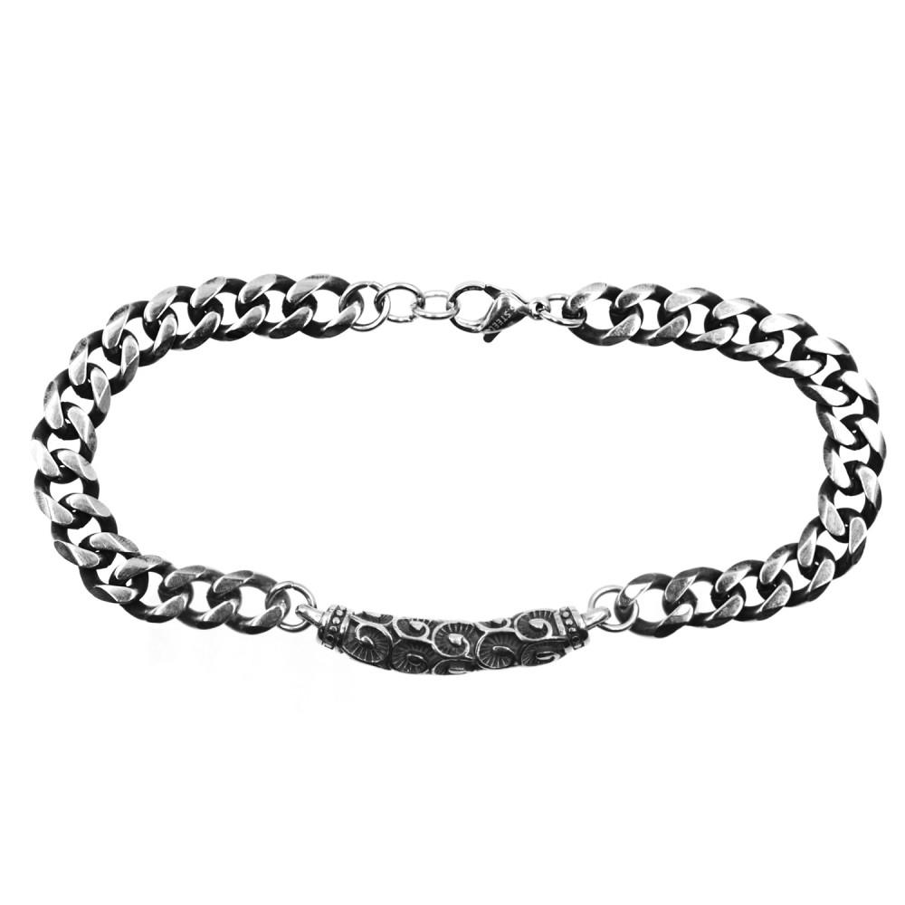 Bracelet  Viking Chain in Steel