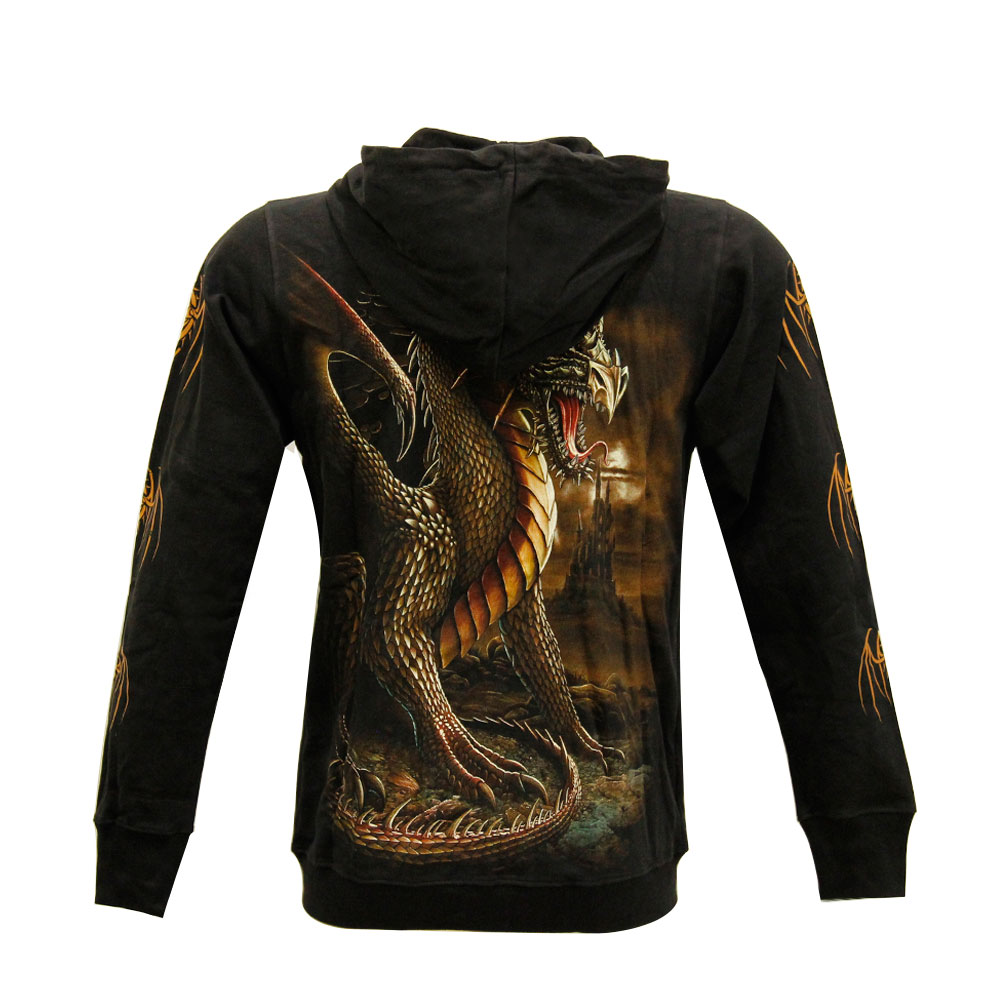 Hoodie of Dragon Design