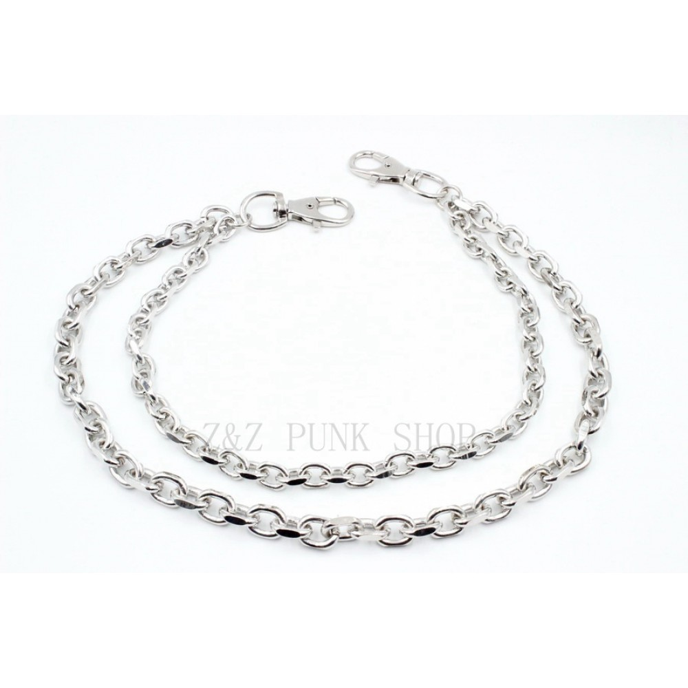 Jeans Chain with Double Chains
