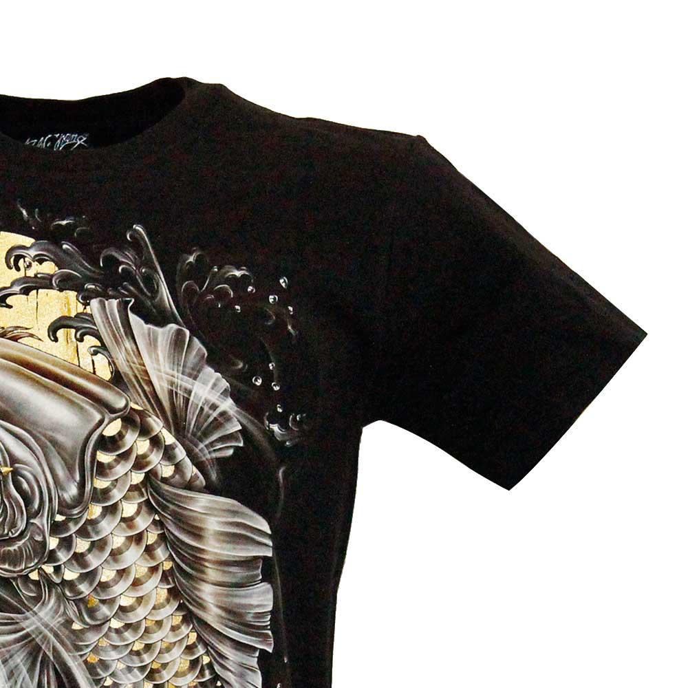 3D T-shirt Koi Glow in the Dark