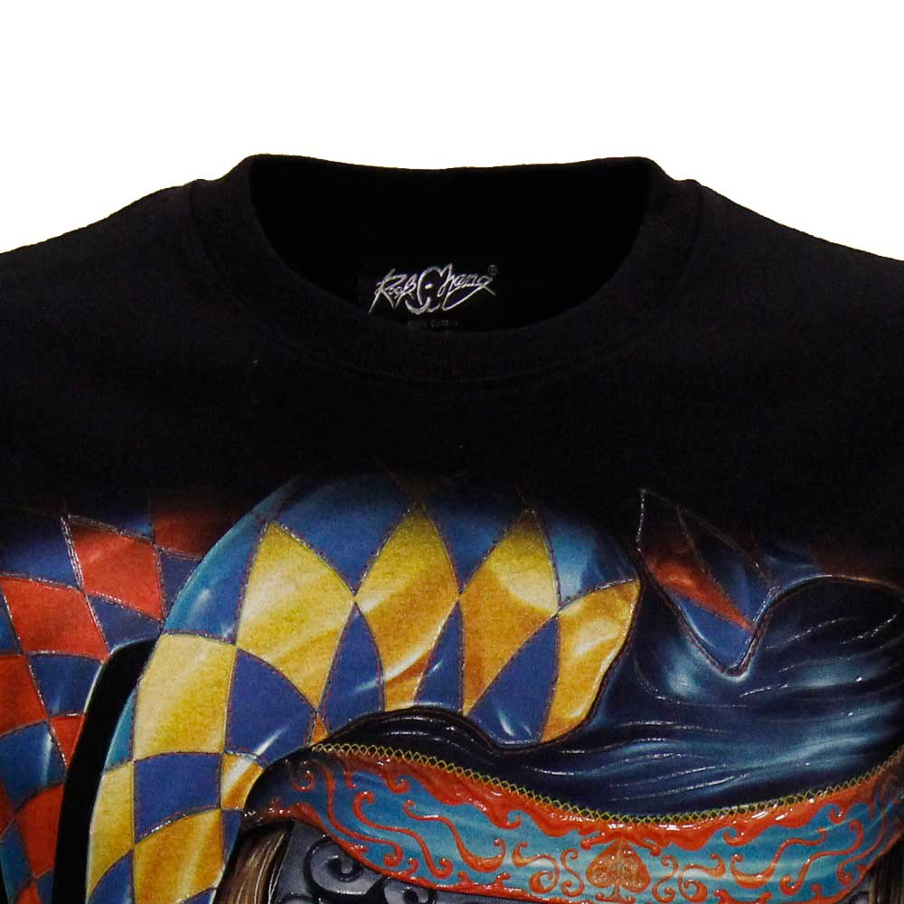 3D T-shirt Joker Glow in the Dark
