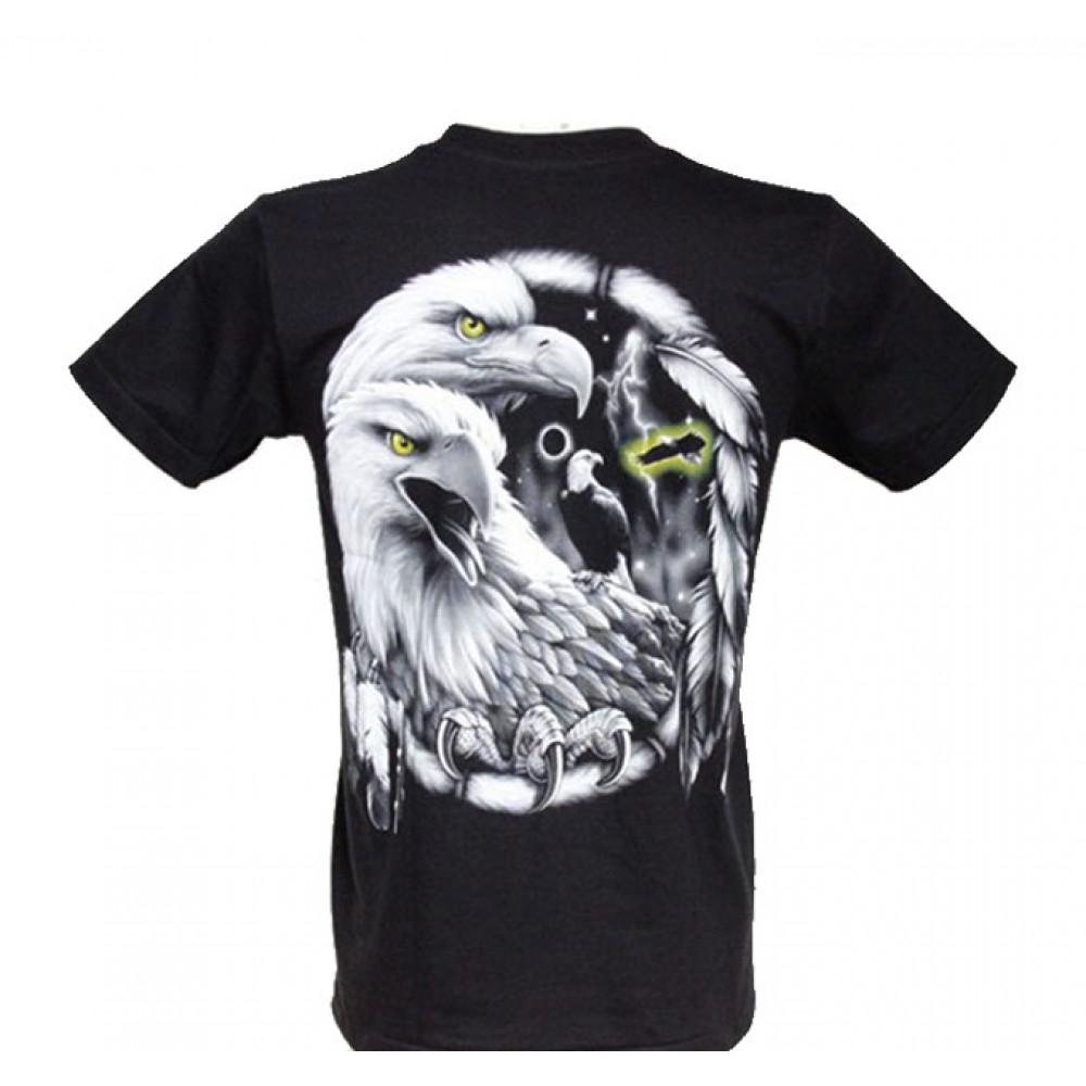 T-shirt Amulet of Eagle