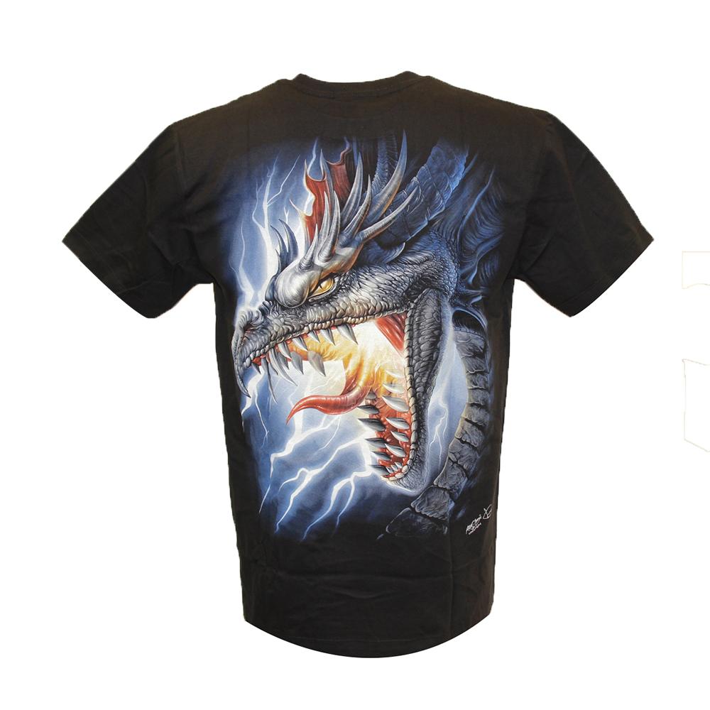 T-shirt F-HD Devil Dragon