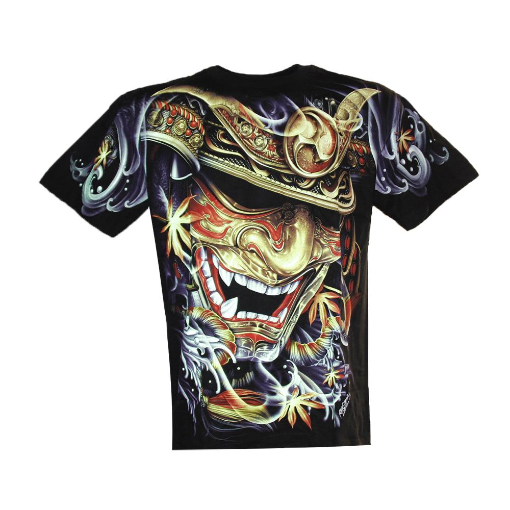 T-shirt F-HD Japanese Samurai