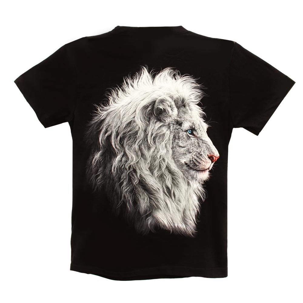 T-shirt F-HD Lion