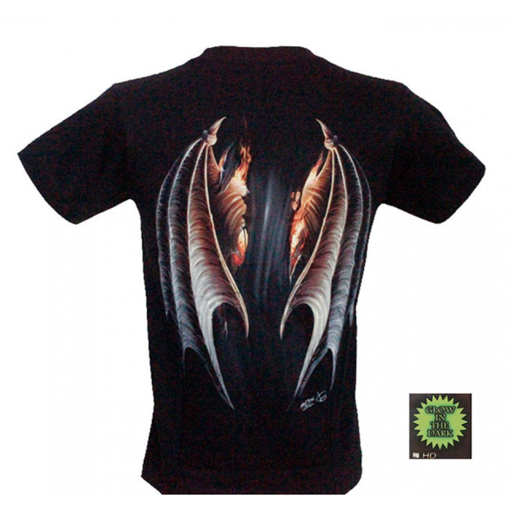 T-shirt F-HD Dragon