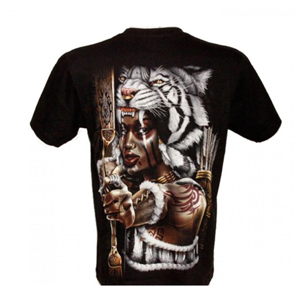T-shirt Noctilucent Huntress