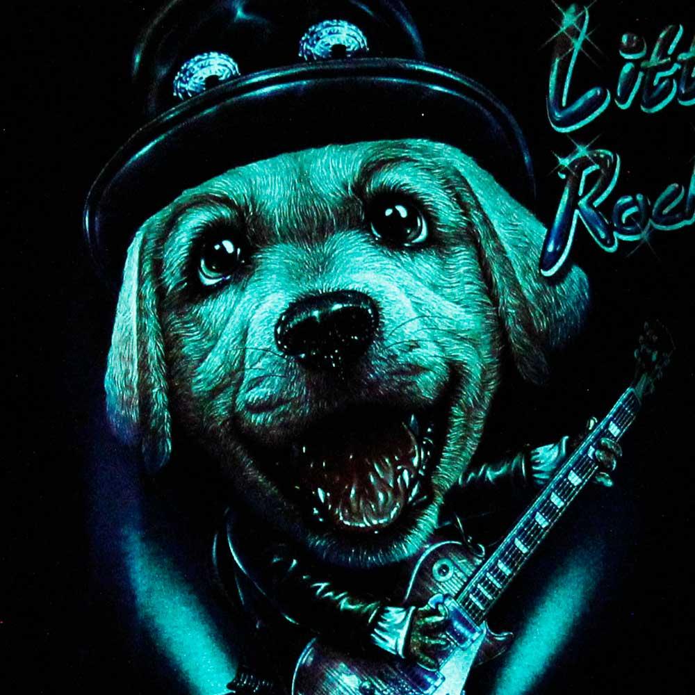 T-shirt Noctilucent Little Rock